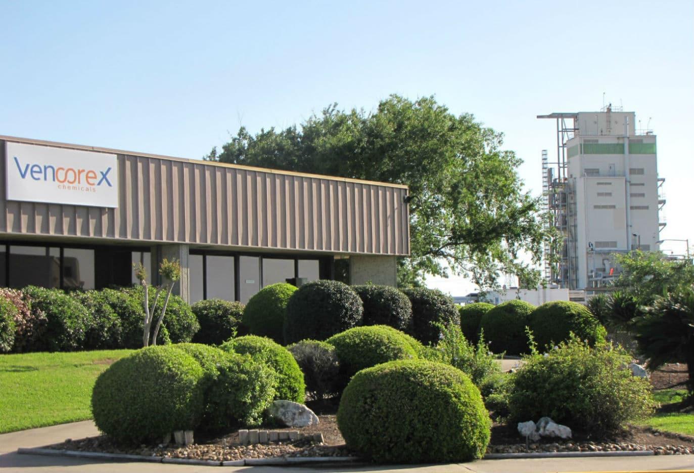 Freeport plant